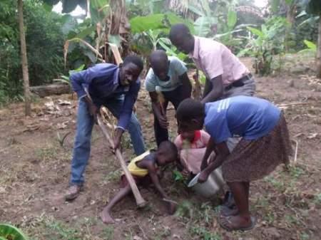 TREE PLANTING INSIGHTS TO CHILDREN
