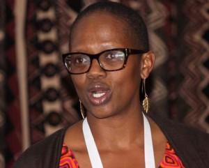 Ms Wanjira Mathai.