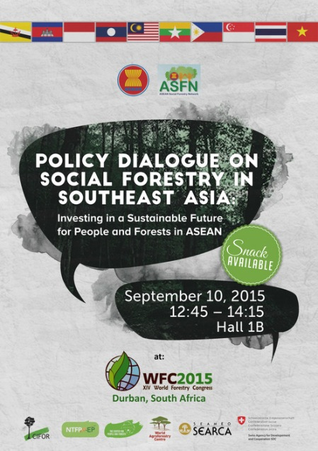 Flyer WFC policy dialogue-with venue