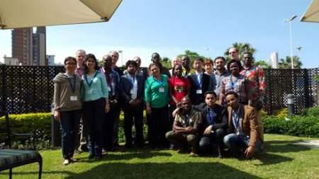 IUFRO-SPDC course Durban