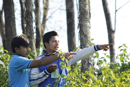Youth Capacity Building in Forest Carbon Inventory_Nepal